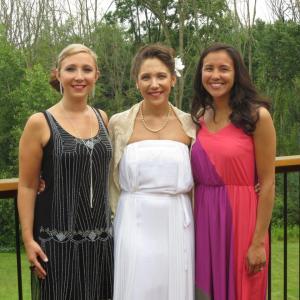 My beautiful cousins Tiffany and Nicole