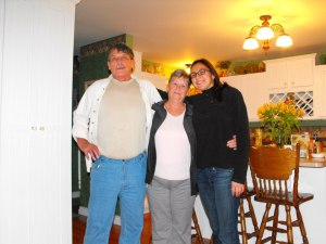 This was our visit in 2009 for my Uncle Rich and Aunt Janies 50th anniversary. Mr. Schmuck in his prime.