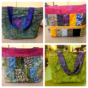 Quilted bag #1