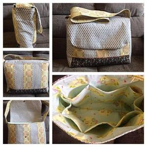 my first diaper bag