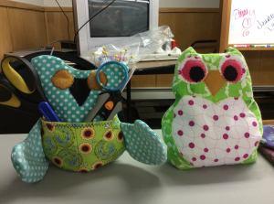 owl organizer owl rice pad