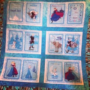 another frozen quilt