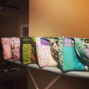 New batch bags